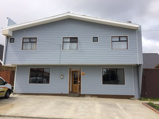 Double room in b&b - Puerto Natales - Bed & Breakfast