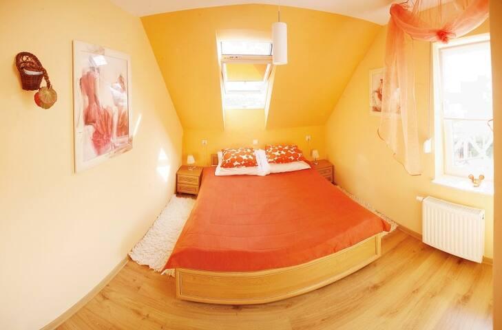 Apartament dla 2 os. w domu 500m od plaży