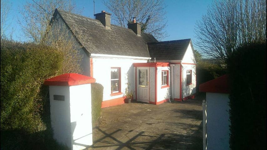 Adorable cottage in Kilkenny - Tullaroan - Hus