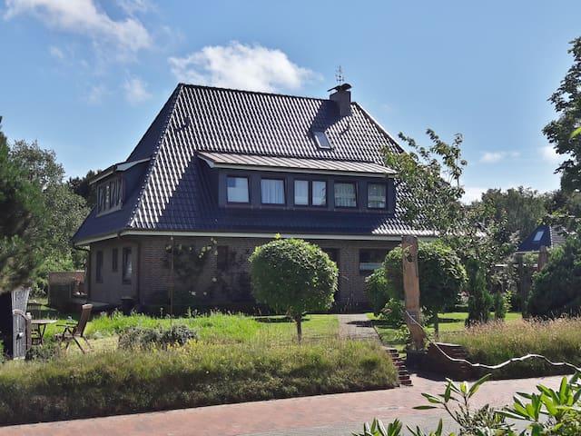 Ferienwohung in Süddorf im Herzen Amrums