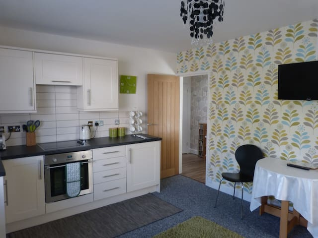 Mylor Bridge Apartment, Near Falmouth Cornwall - Cornwall - Daire