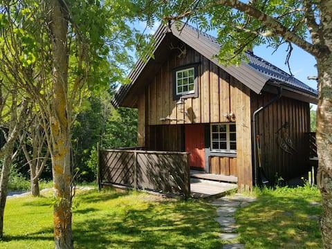Romantisk sommerhus, der kan lejes i så, Åre