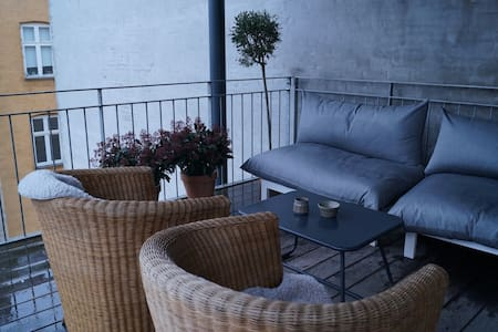 Great centrally located apartment - 哥本哈根 - 公寓