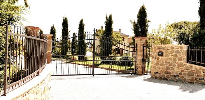 Villa Manciano - Very Private Pool Villa