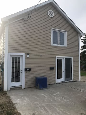 Single bedroom home centrally located