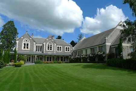 Castle Claremont - Timaru - Bed & Breakfast