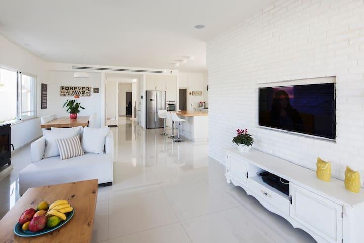 Villa Near Tel-Aviv - Ness Ziona - Apartment