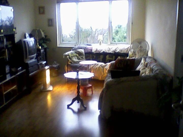 beautiful quiet double room