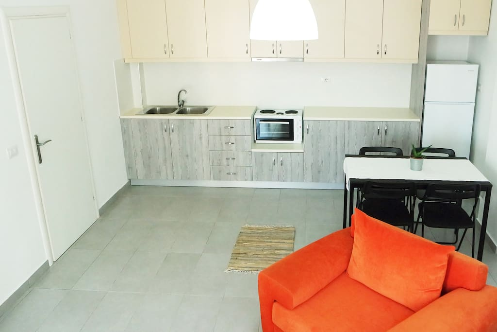 Apartments kitchen and dinning