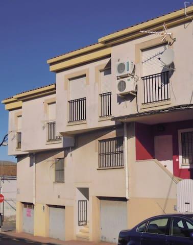 Dúplex con vistas al Casco Histórico - Cáceres - Talo