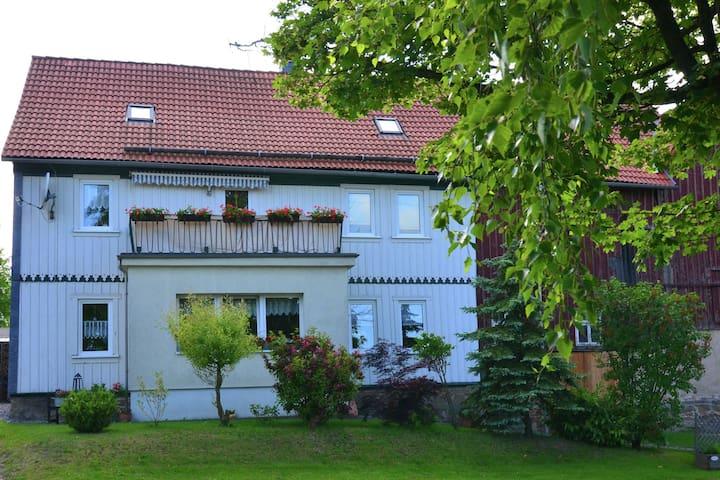 Ruhiges Apartment in Huttenrode nahe Skigebiet Braunlage