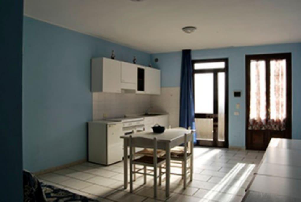 Appartamento Celeste4 posti letto come questo sono altri 2