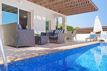 Anna-sunny villa close to the beach - Paralimni - Villa