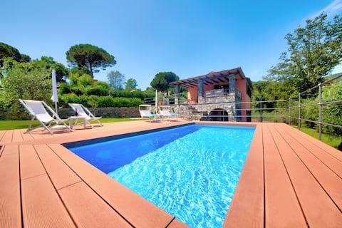 De Tuinen van Camogli - VILLA RUMANIN Garden&pool