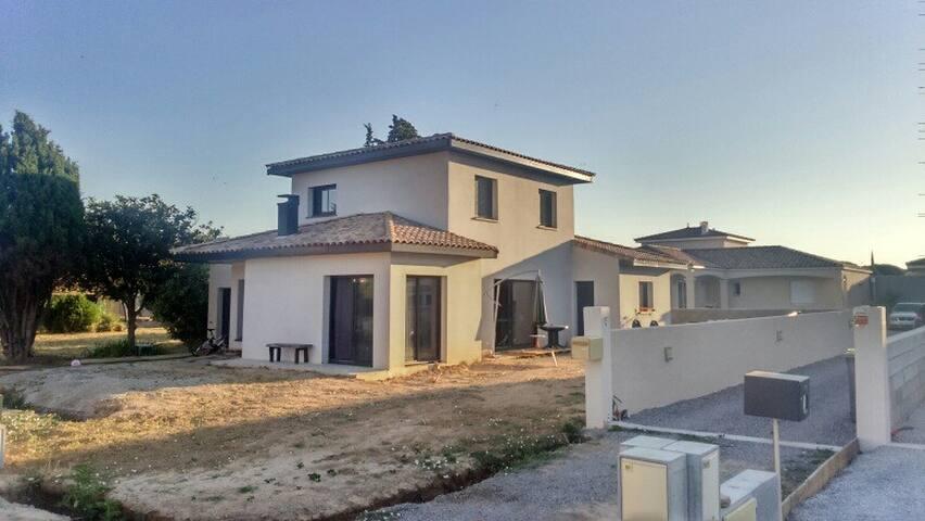 Villa 160 m2 au bort de l étang de thau - Mèze - Villa
