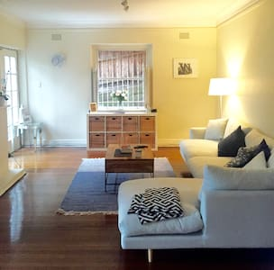 Charming double bay apartment - ideal for couple - Apartemen