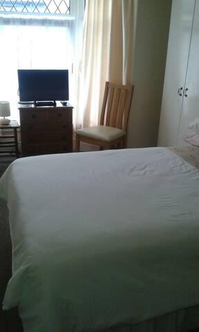 double room - Aberystwyth - Wohnung