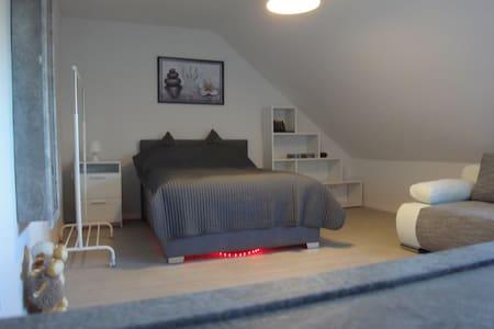 Apartamento espacioso y moderno