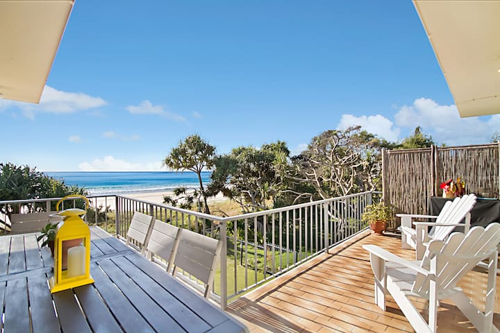 Absolute Beachfront Tugun-AMAZING!! - Tugun - Flat