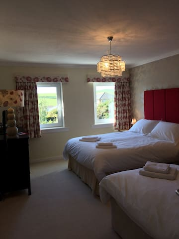 Lochans Lodge b&b