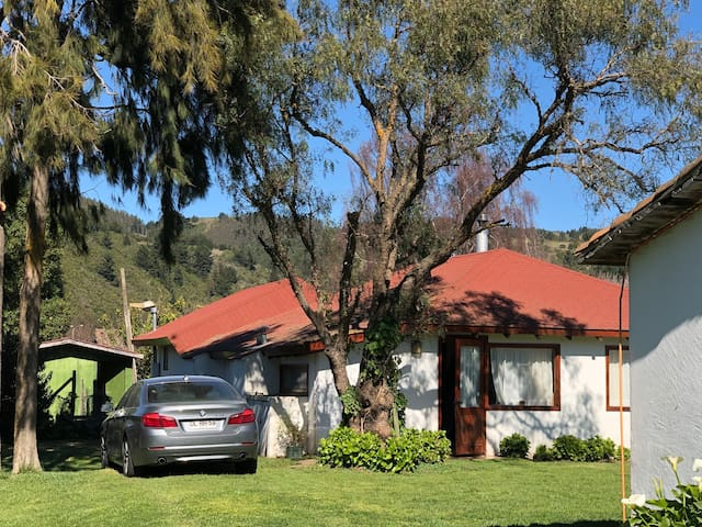 Mi casa en Buchupureo