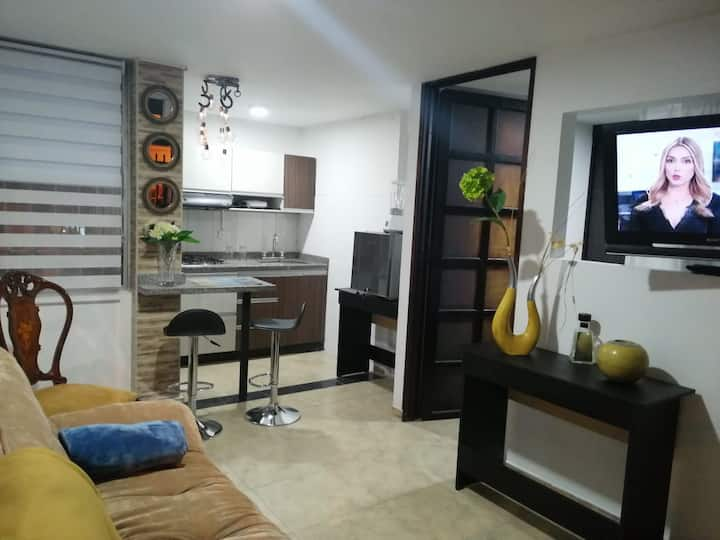 Apto14 estudio tipo loft totalmente independiente
