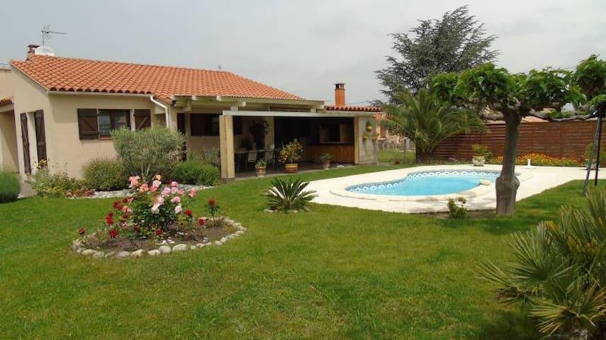 Maison entière La Sardane
