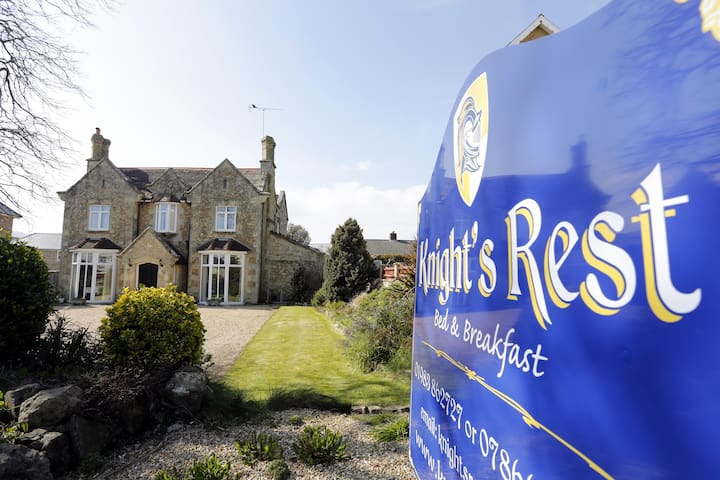 Knights Rest Guest House, Shanklin