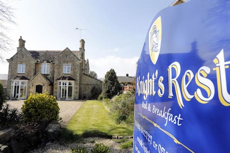 Knights Rest Guest House, Shanklin - Shanklin - 住宿加早餐