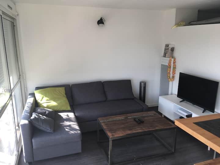 Bel appartement de 30 m2.