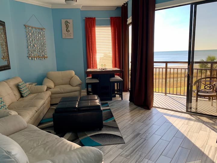 Beach Haven. Oceanfront.
