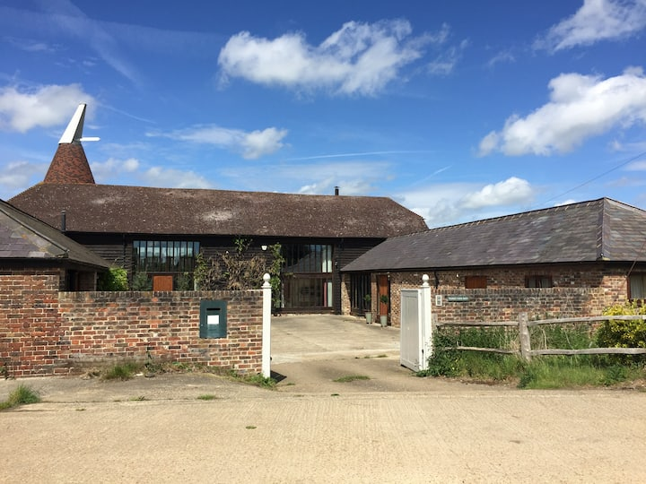 Oast Barn Studio, Penshurst