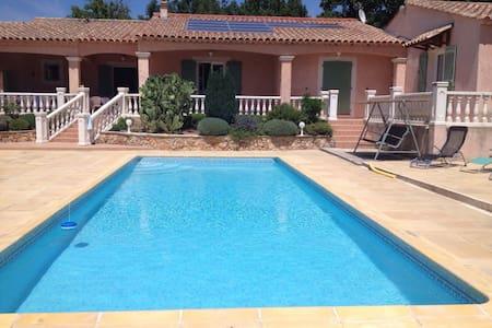 Villa T2 chez le propriétaire - Brignoles - Hus