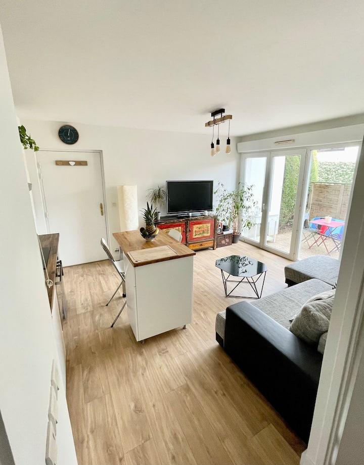 Nouveau T2 avec terrasse Anglet / Biarritz