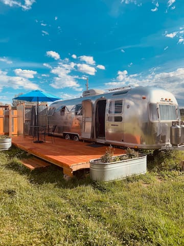 The Loteria Airstream.
