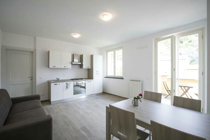 """Apartment """"F"""" Terrace - Levanto Cinque Terre"""