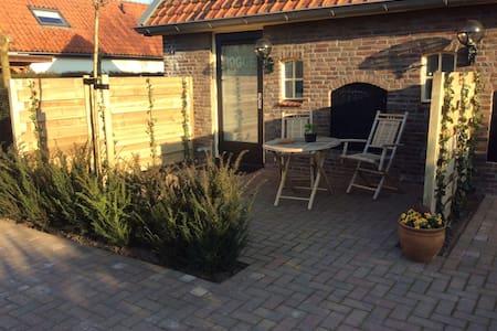 BNB De Stadsboerderij Rogge - Harderwijk - Apartament