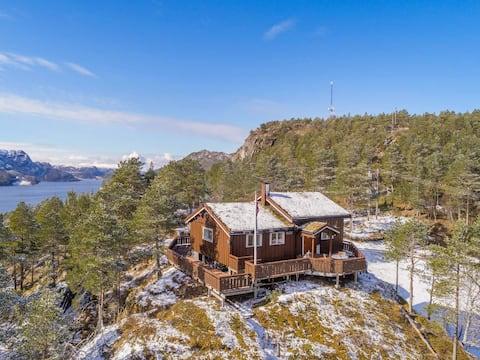 Trollhaugen - cottage for relax