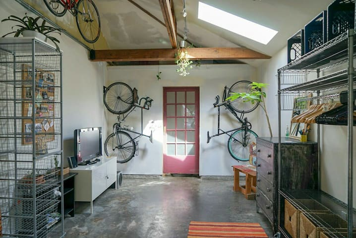 The Bicycle Gallery - Unique & Spacious.