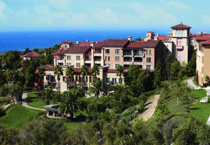 Marriott Newport Coast Villas 2BR 2 BA sleeps 8