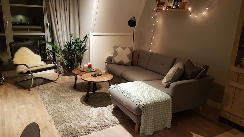 Cozy apartment in the centre of Abcoude