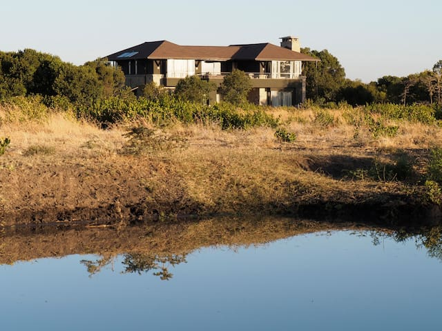 Villa in the Wild, Mount Kenya Wildlife Estate #50