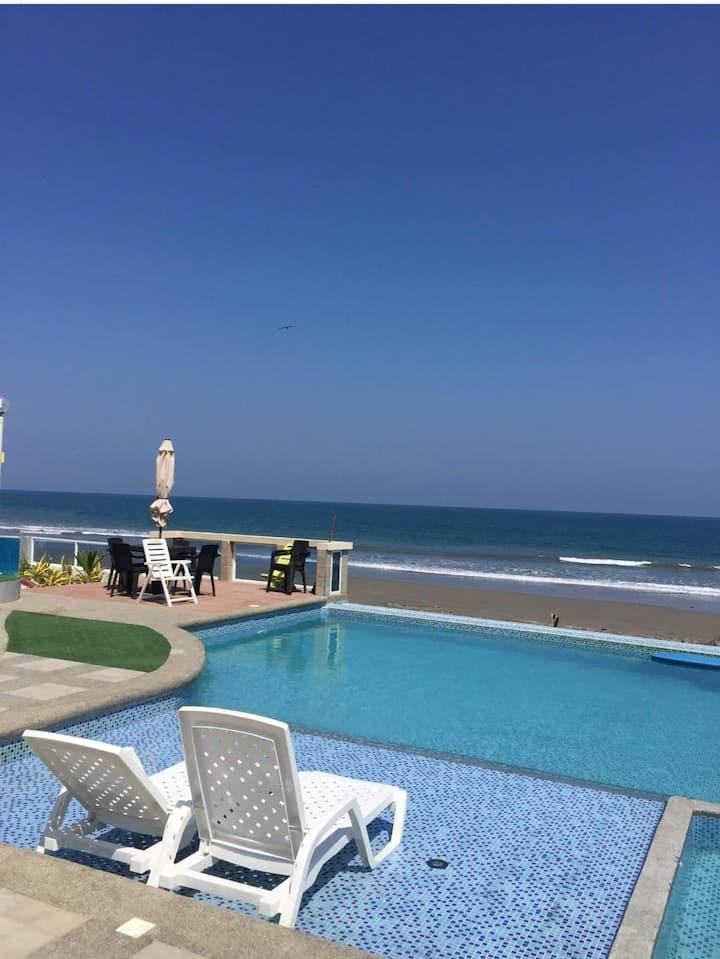 Relax y confort en Crucita  Manabi