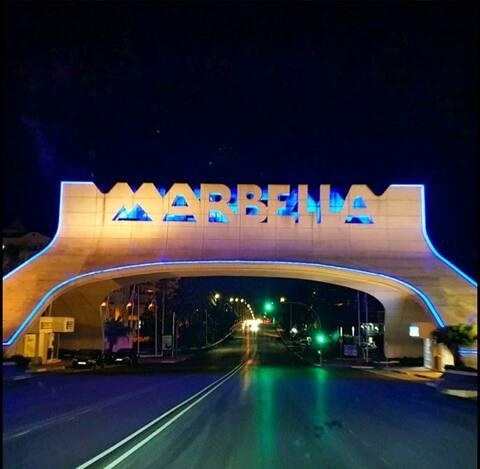 Marbella centro habitación privada.