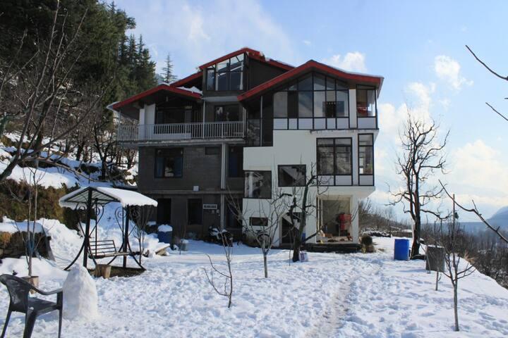 Myoho Villa Mountain View Private Room