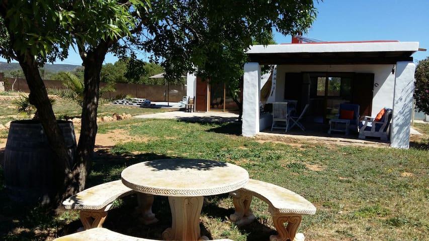Bonita casa de campo ibicenca - Ibiza - Talo
