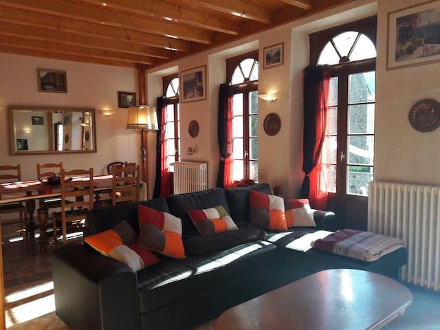Ancien Hôtel réhabilité en maison