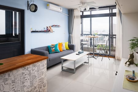 A Charming Space in Taichung