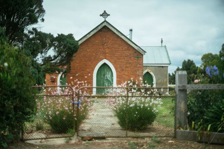 'The Church' - camping with glamour