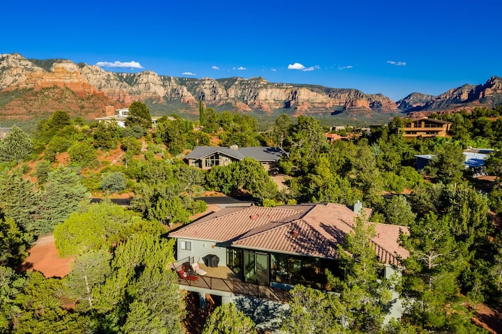 CDC Approved Cleaning! The Sedona Rolling Hills (LT)
